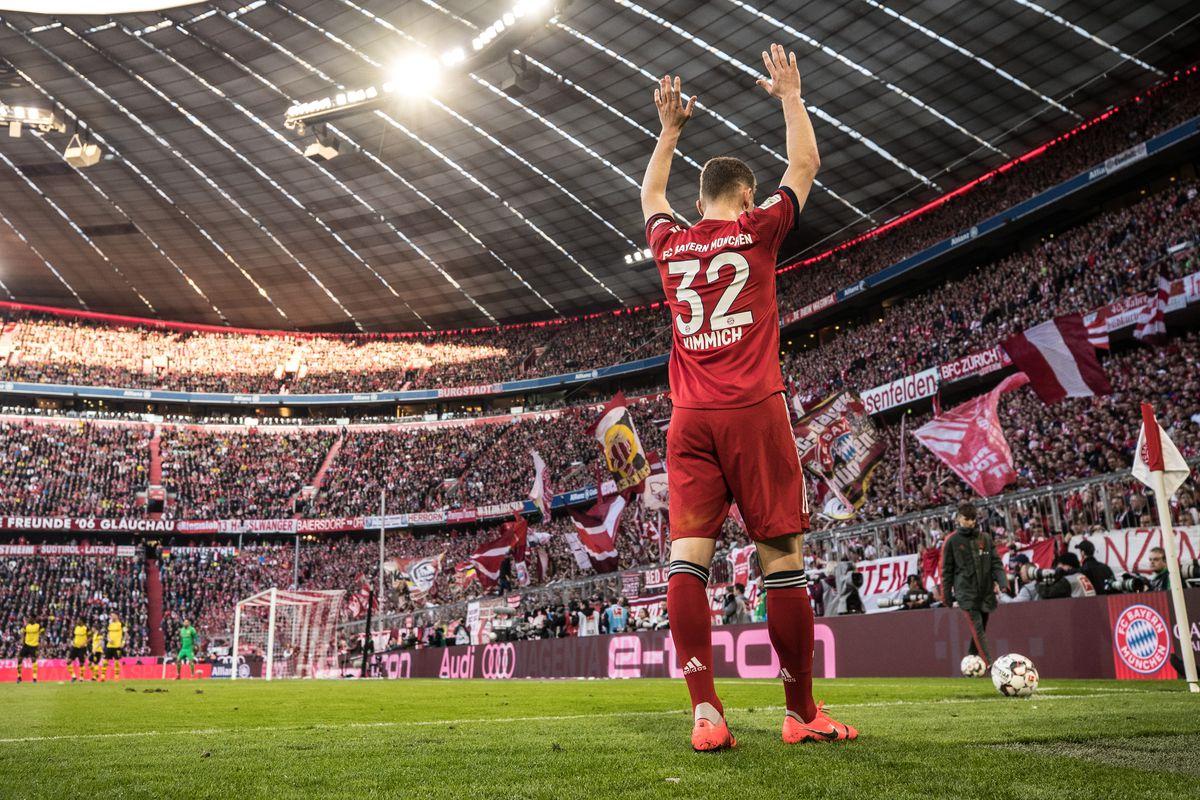 Paris Saint Germain 0 1 Bayern Munich Initial Observations And Reactions Bavarian Football Works