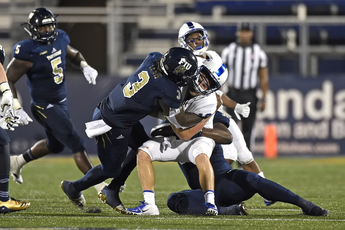 COLLEGE FOOTBALL: OCT 13 Middle Tennessee at FIU