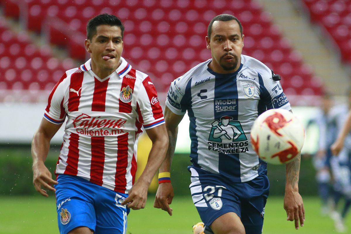 Chivas v Pachuca - Torneo Guard1anes 2020 Liga MX