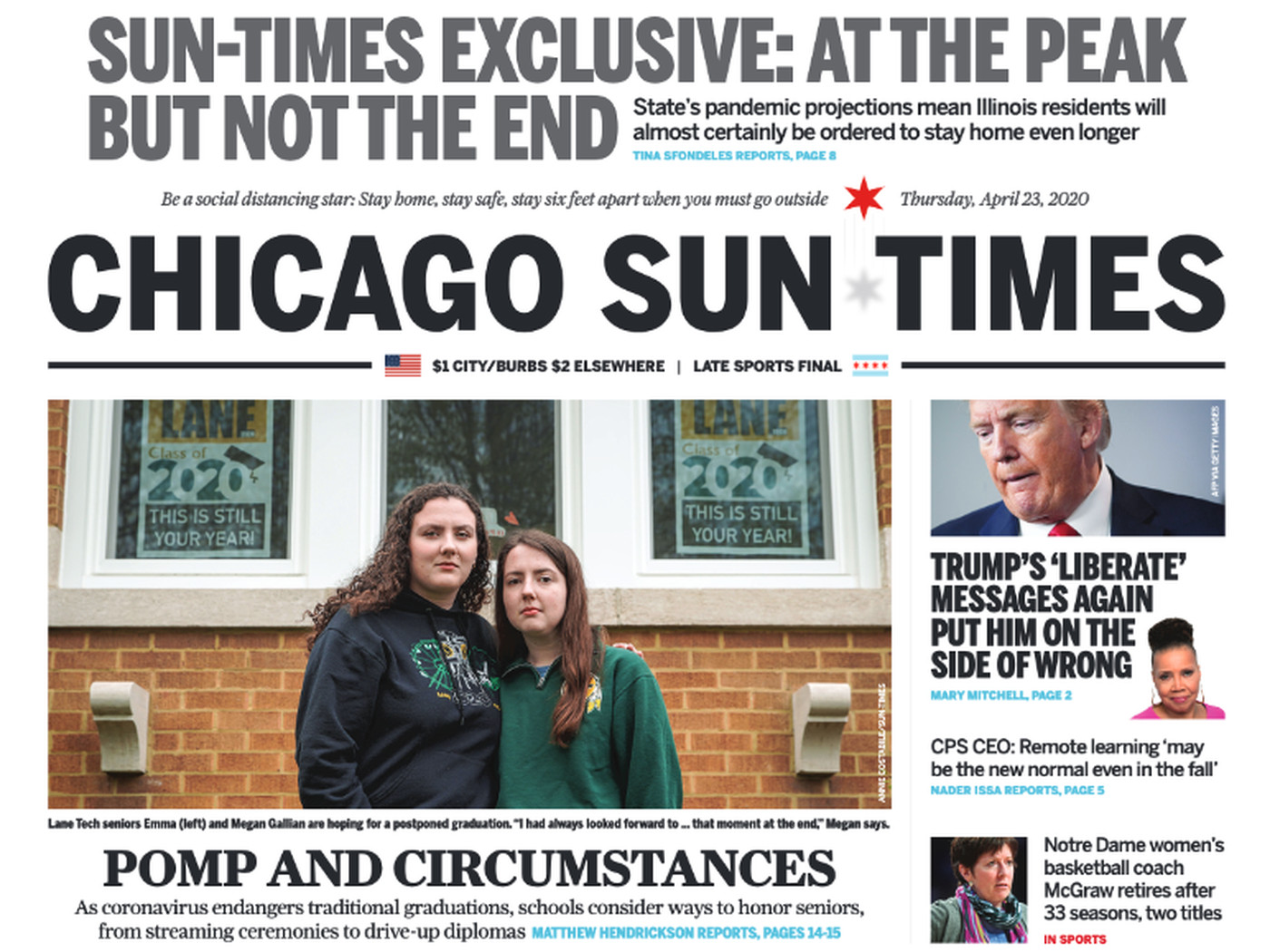 Sun Times Gets 2 7 Million From Sba Paycheck Protection Program
