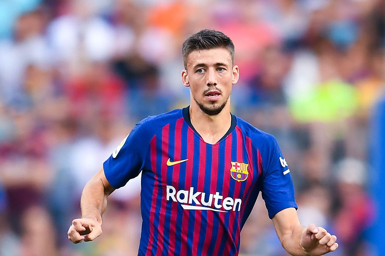 barcelona to appeal lenglet s red card blogs de football news
