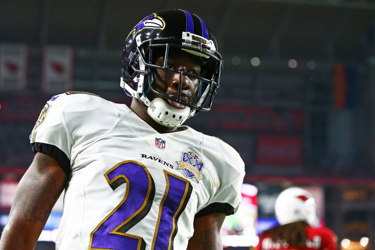 Tony Jefferson gives Lardarius Webb his number back Baltimore