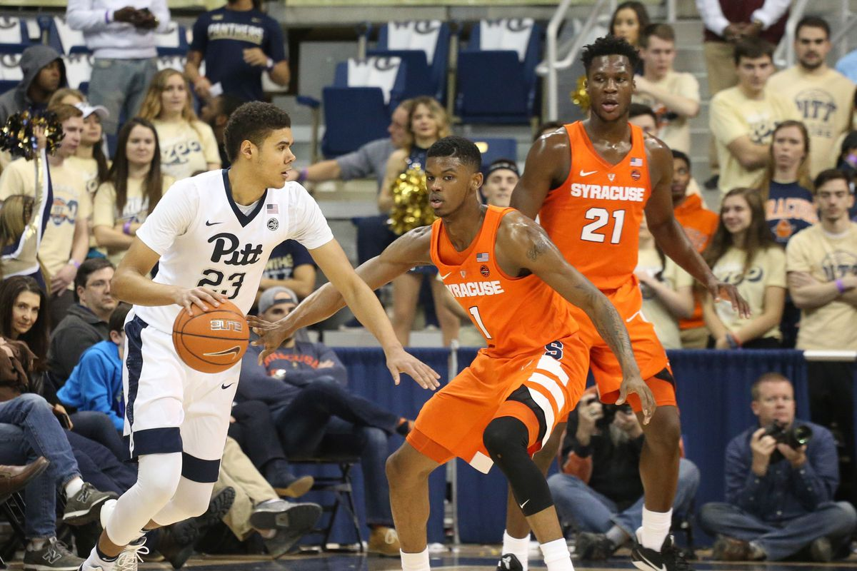 Syracuse Vs Pittsburgh Tv Streaming Time Odds History More