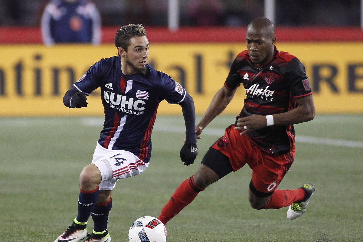 MLS: Portland Timbers at New England Revolution