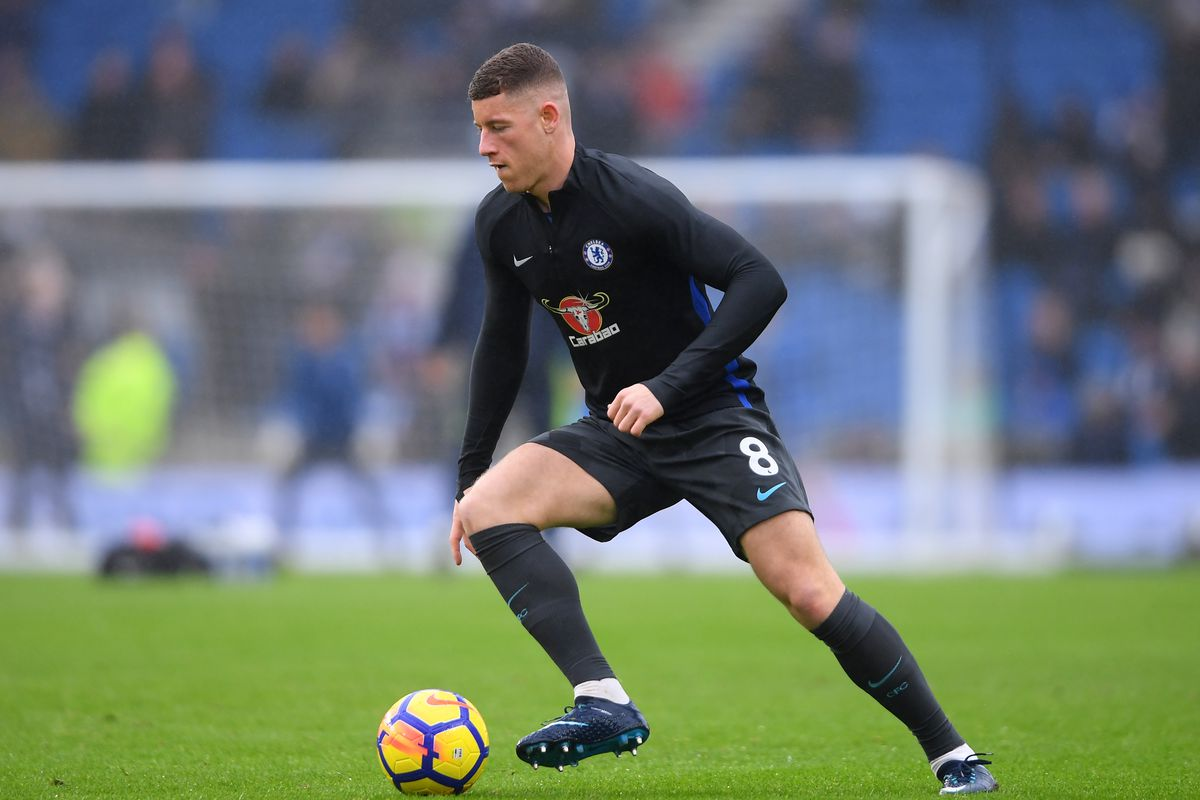 Ross Barkley Ready To Fulfill World-class Potential At