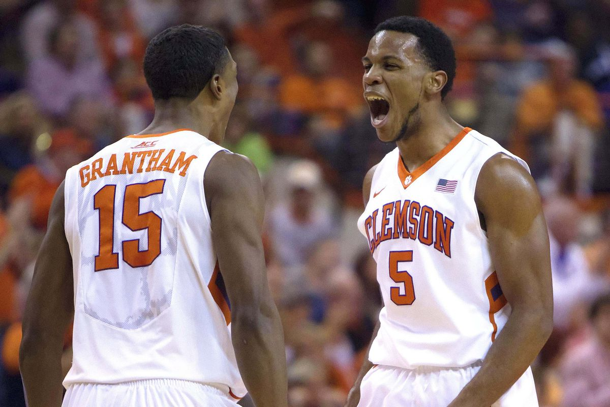 Donte Grantham and Jaron Blossomgame will be expected the carry the load for Clemson this season.
