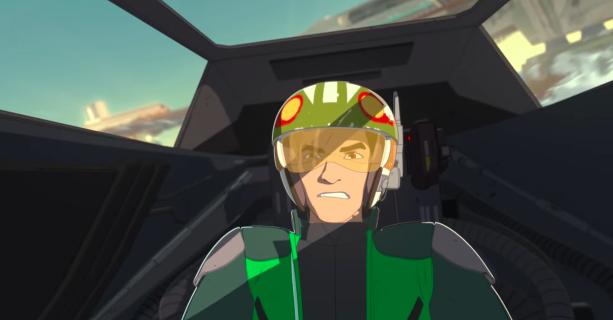 New Star Wars animated series brings back sequel trilogy favorites - Polygon