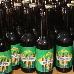 Mikkeller's special MAD beers