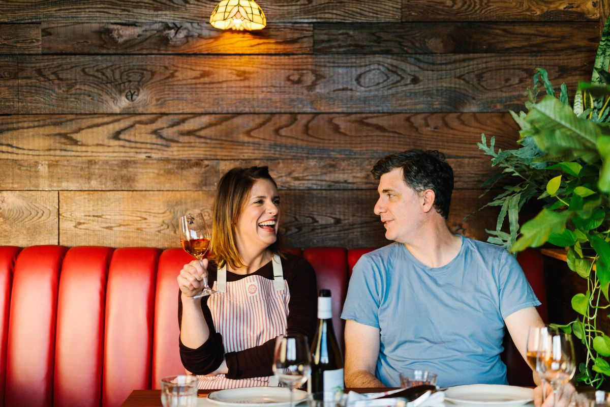 Vivian Howard And Ben Knight