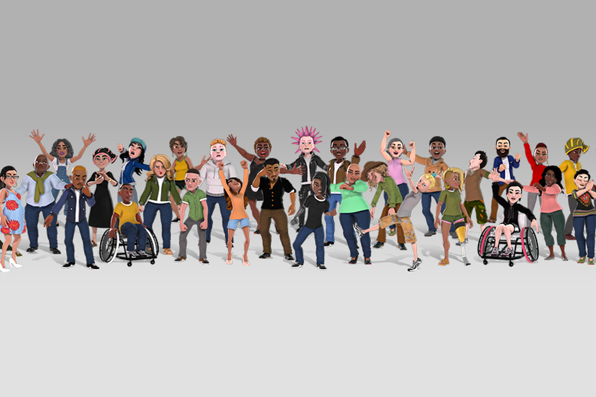 Microsoft First Started Testing Its New And Diverse Xbox Live Avatars With Xbox Owners Back In June The Software Maker Is Now Making These Available To