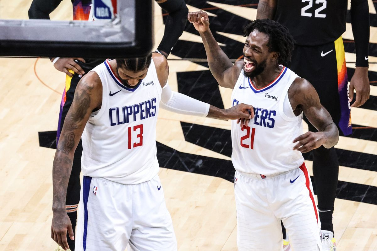 Clippers Suns game five western conference finals