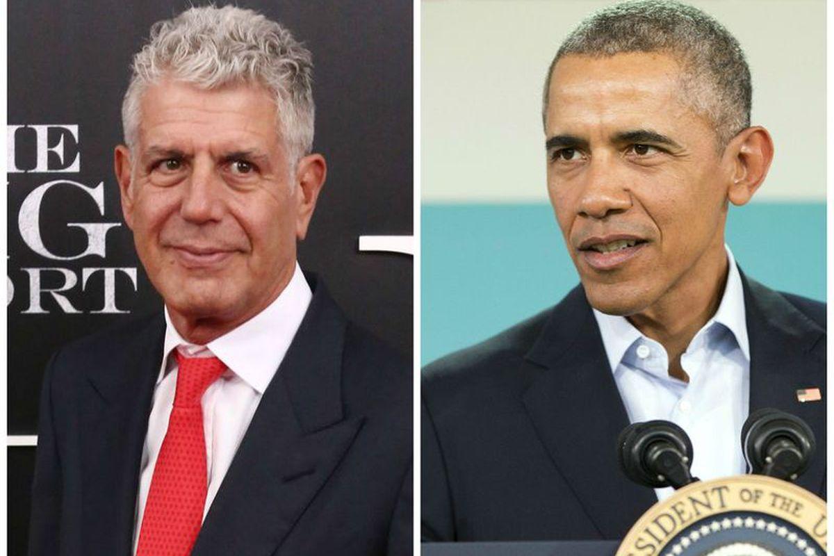 Bourdain/Obama