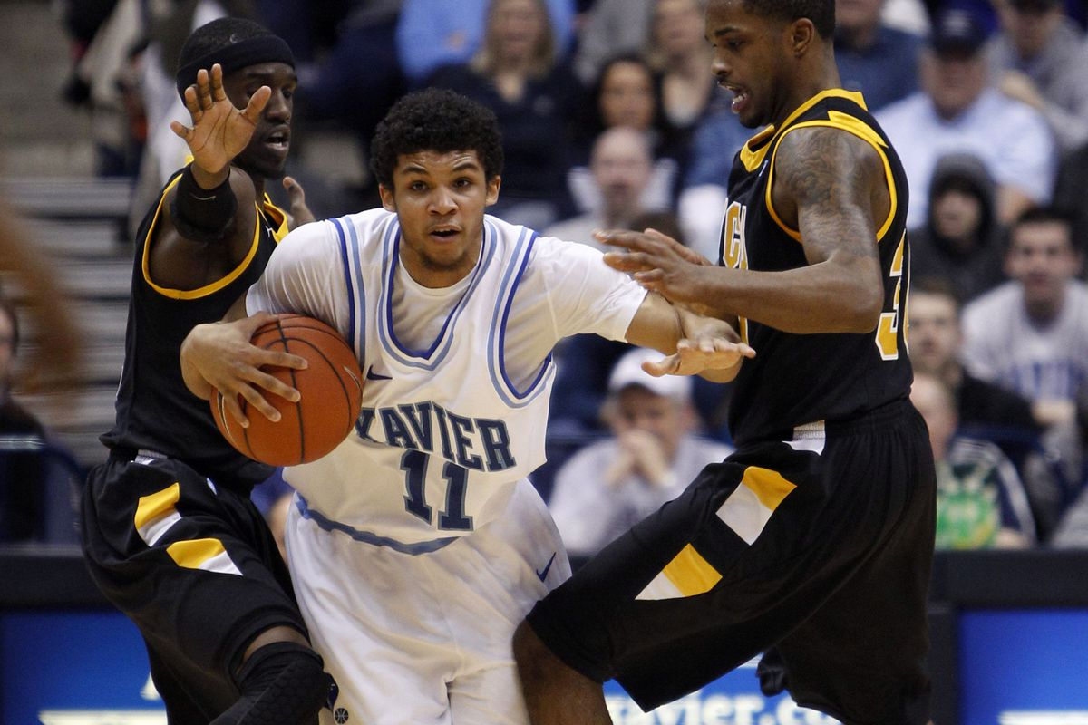 Once Dee left the game, things went downhill for Xavier.