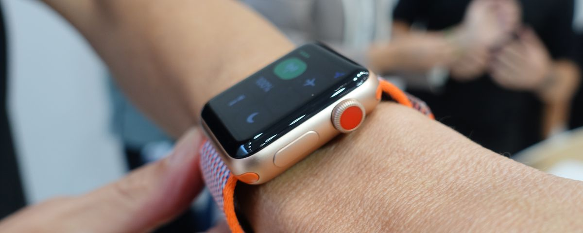 Up close with the new LTE-enabled Apple Watch: does this ...