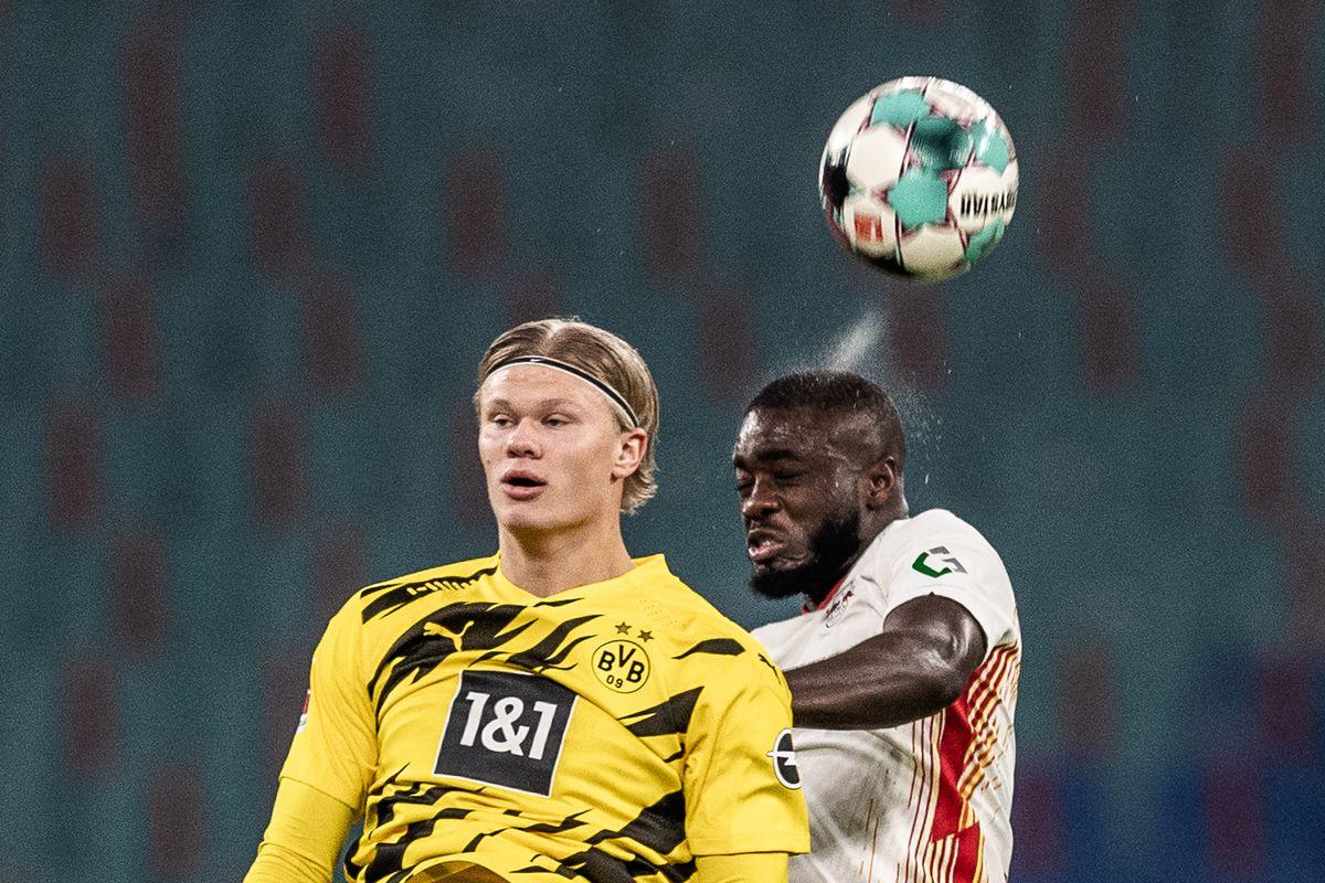 RB Leipzig v Borussia Dortmund - Bundesliga for DFL