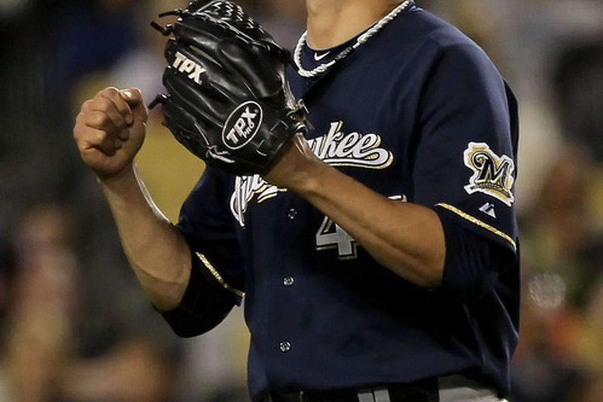 Vargas hasn't pitched in the majors since a 2010 stint with the Brewers.