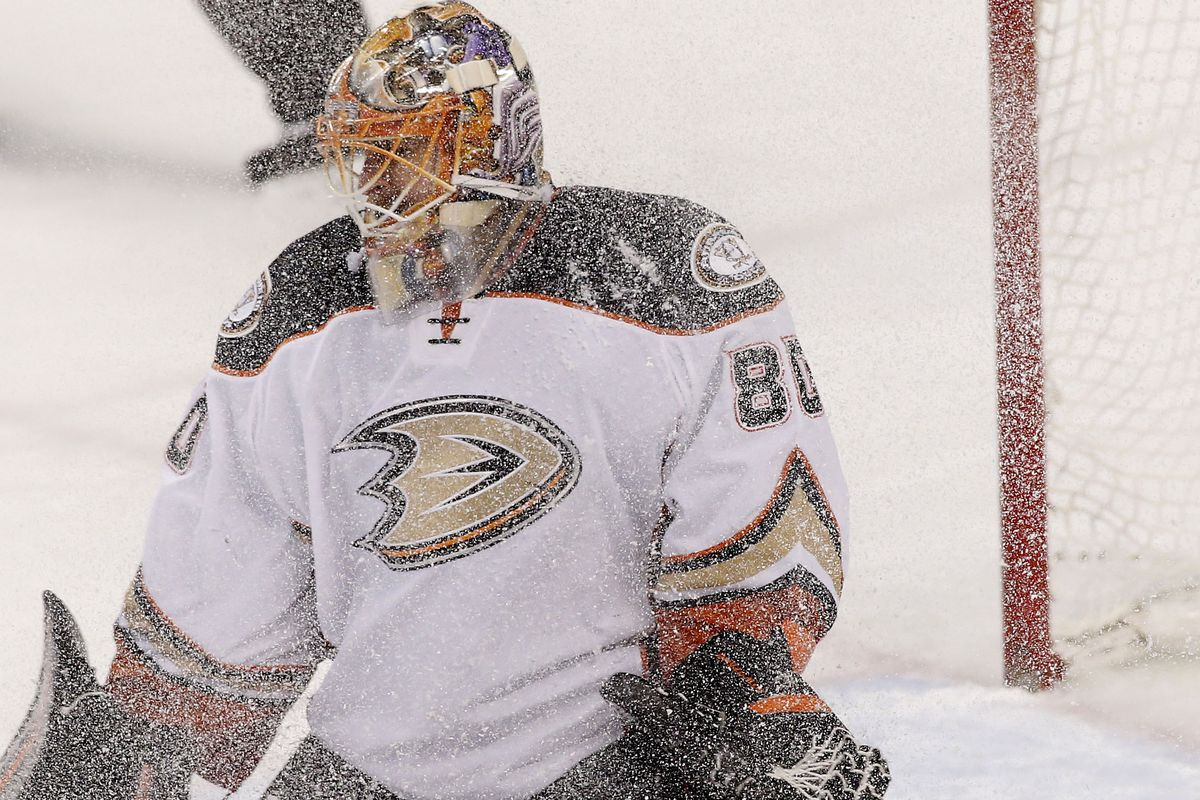 Will the Oilers see Ilya Bryzgalov this evening?