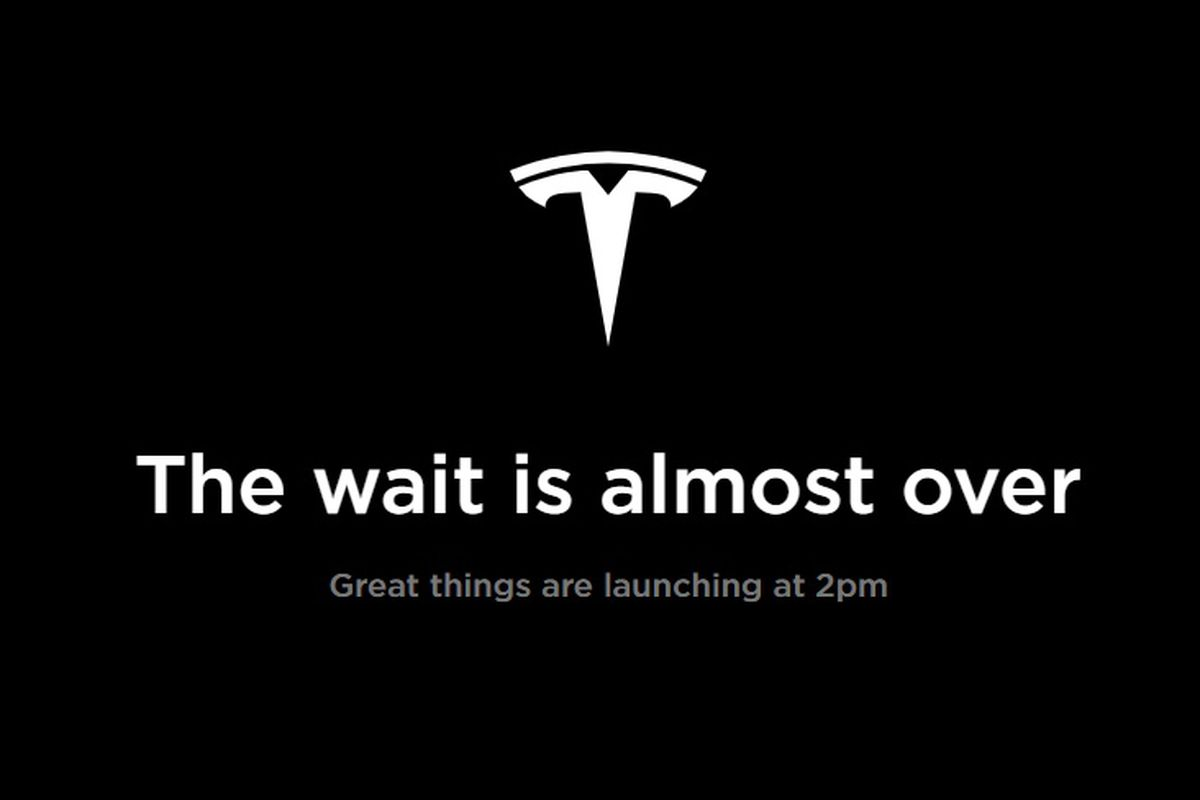 Tesla is making a mystery announcement at 2PM PT - The Verge