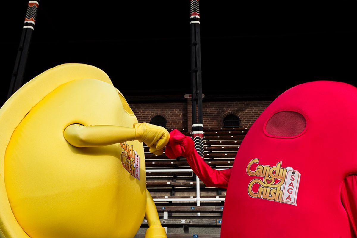 Candy Crush Saga (King Tumblr)