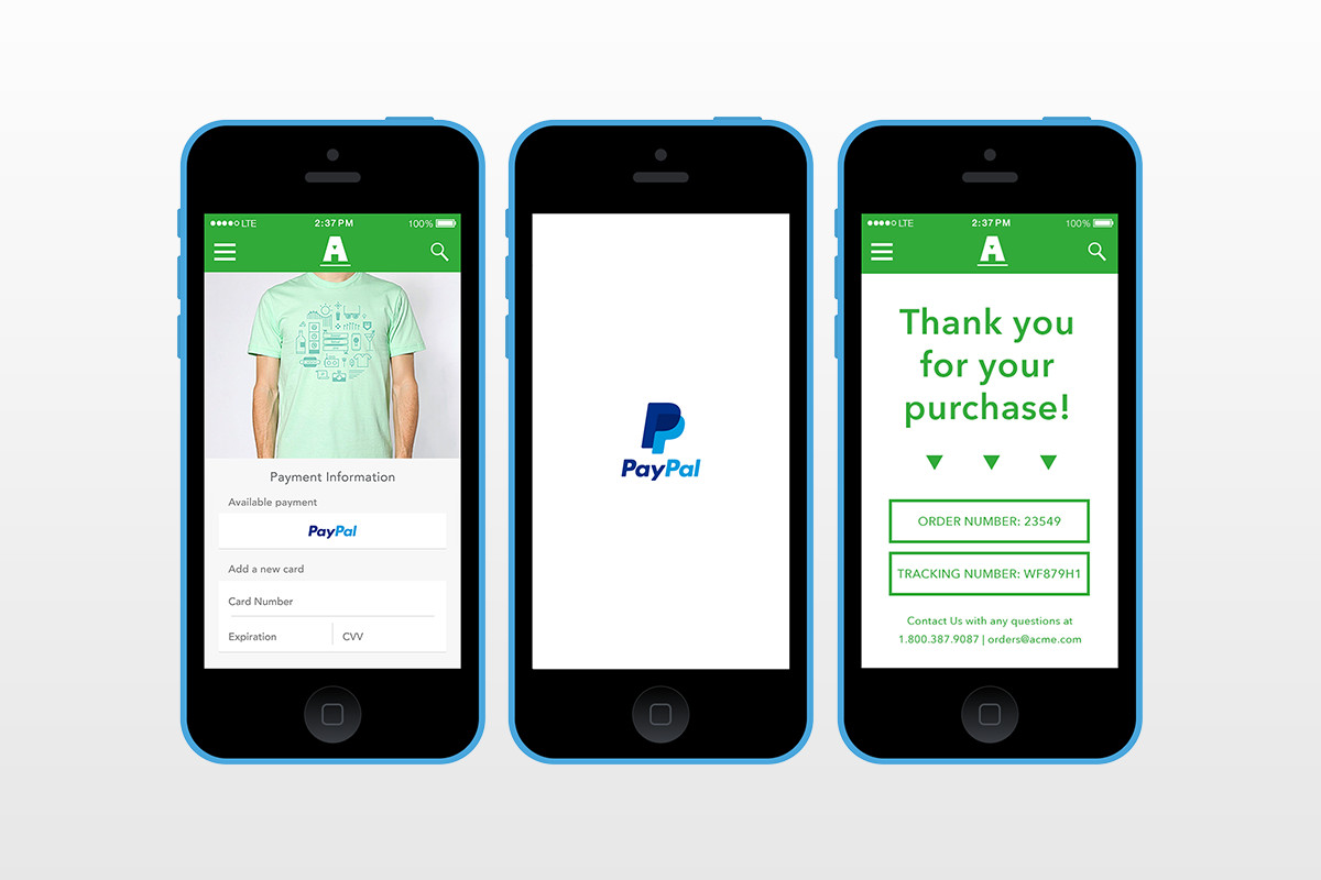 Paypal 1800 Number >> More Than Half Of Top 500 Online Retailers Offer Paypal S One Touch