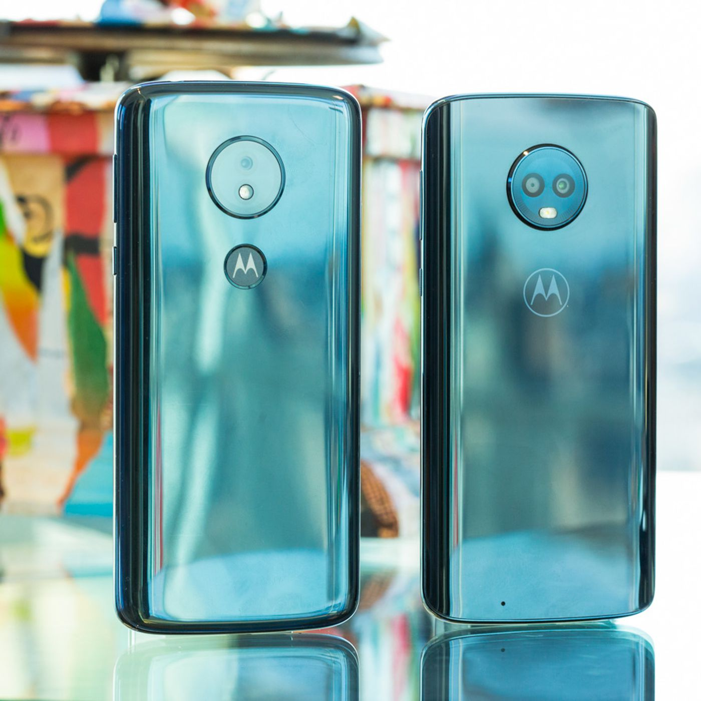 online store 77ddd 13b04 Motorola announces the Moto G6 and E5 with tall screens and big ...