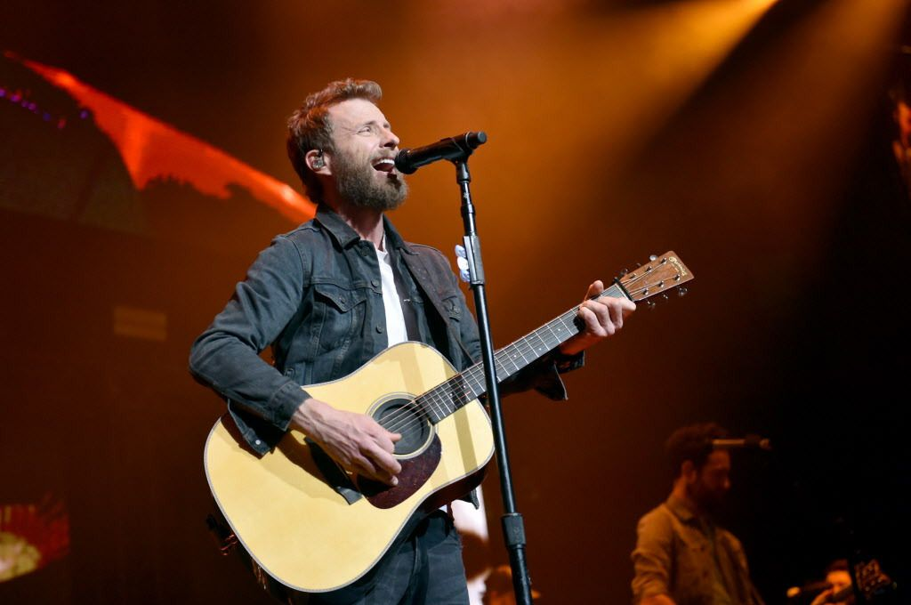 Singer Dierks Bentley (pictured at the Country Rising Benefit Concert at Bridgestone Arena on November 12, 2017 in Nashville, Tennessee) headlines the 2018 Windy City LakeShake festival. | John Shearer/Country Rising/Getty Images