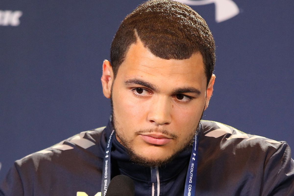 Texas A&M wide receiver Mike Evans