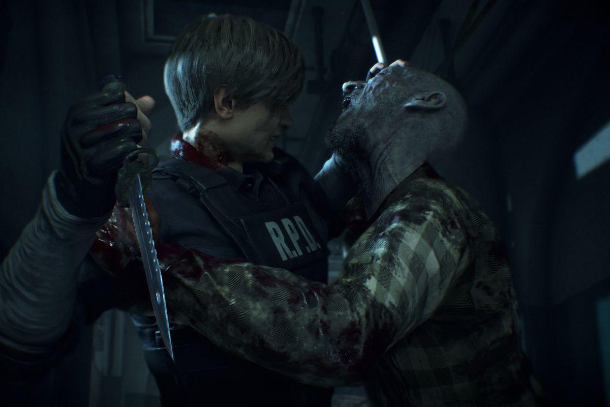 Resident Evil 2 S Tofu And Mutant Gator Will Return For