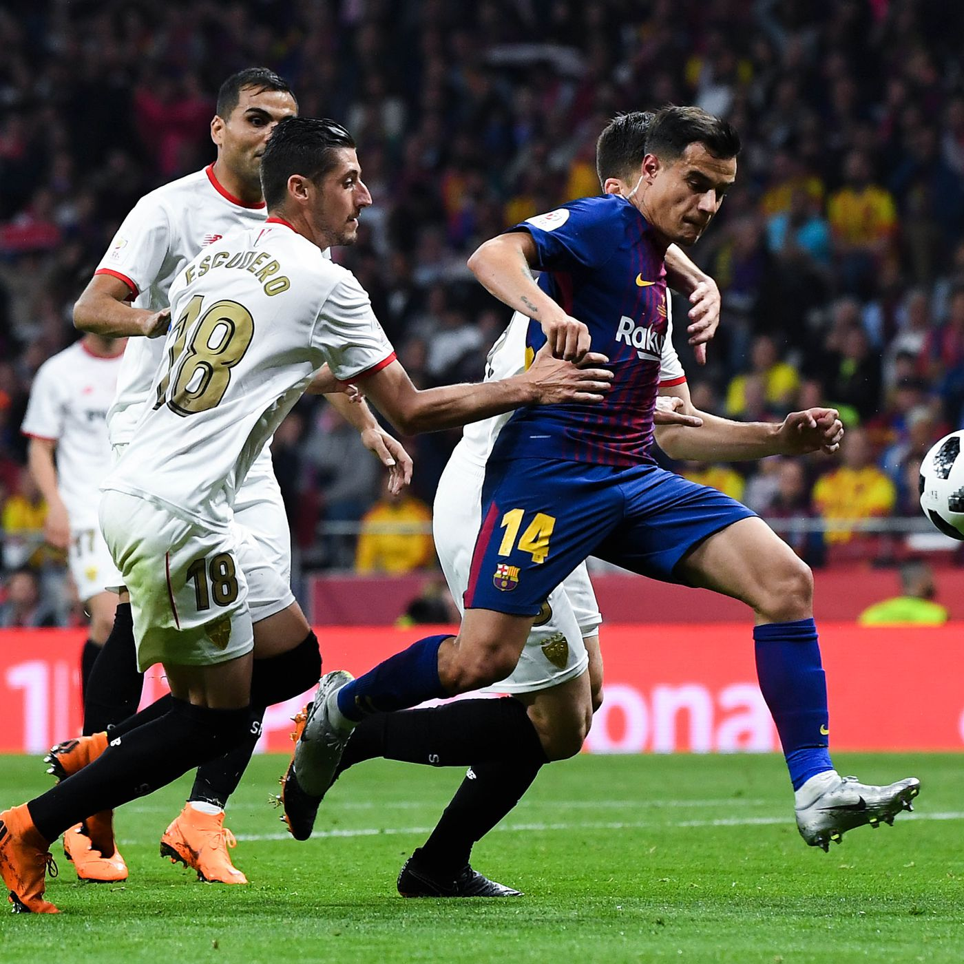 Fc Barcelona News 29 June 2018 Supercopa Facing Different Format Yerry Mina Sends Colombia Through Barca Blaugranes