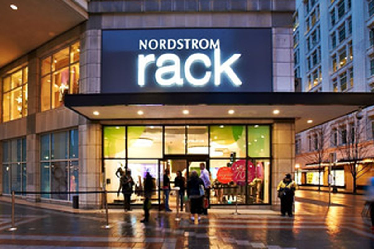 Will the new Nordstrom Rack look like this?