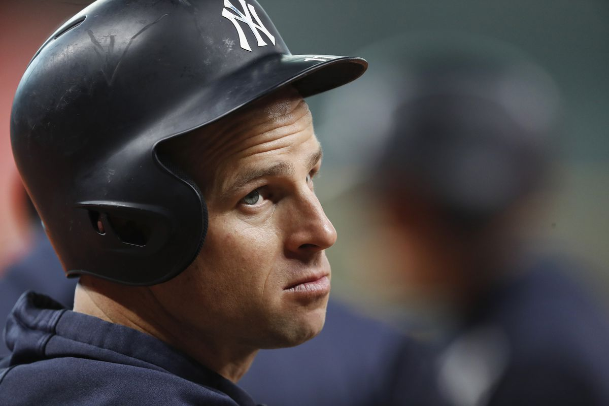 """Is Brett Gardner the best baseball """"occupation name"""" player?"""