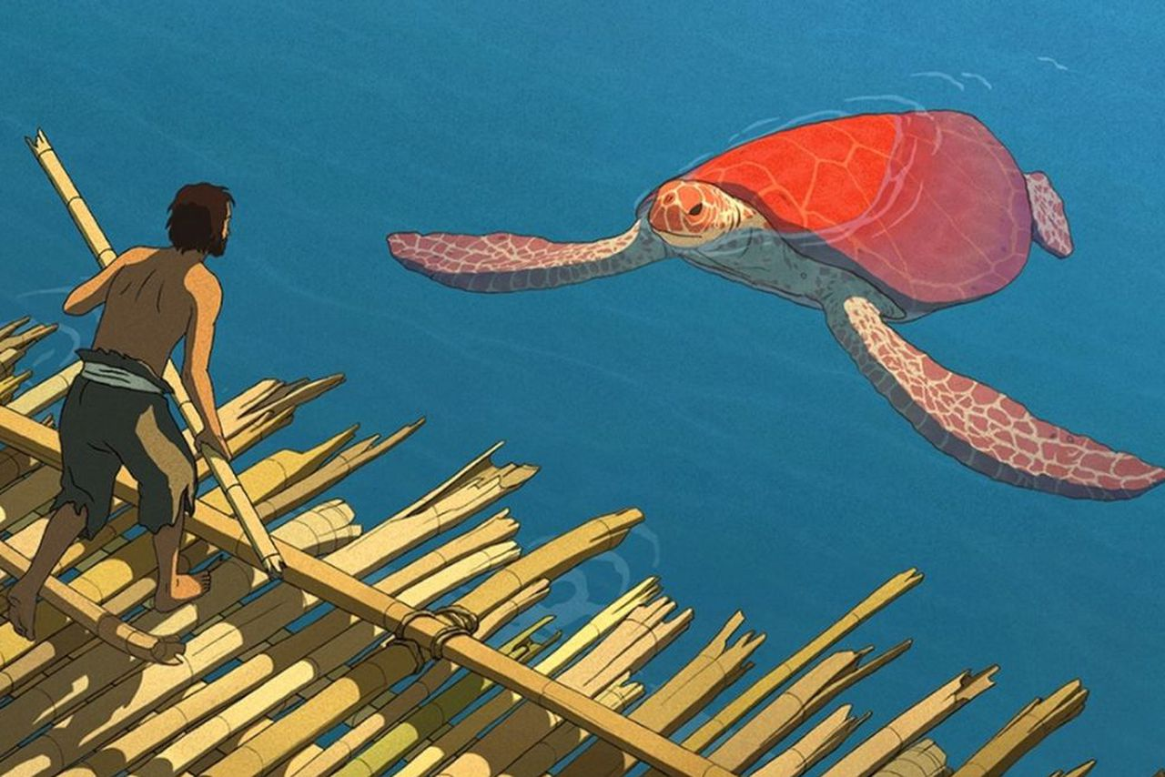 The Director Of Studio Ghiblis The Red Turtle Went Deep Into The
