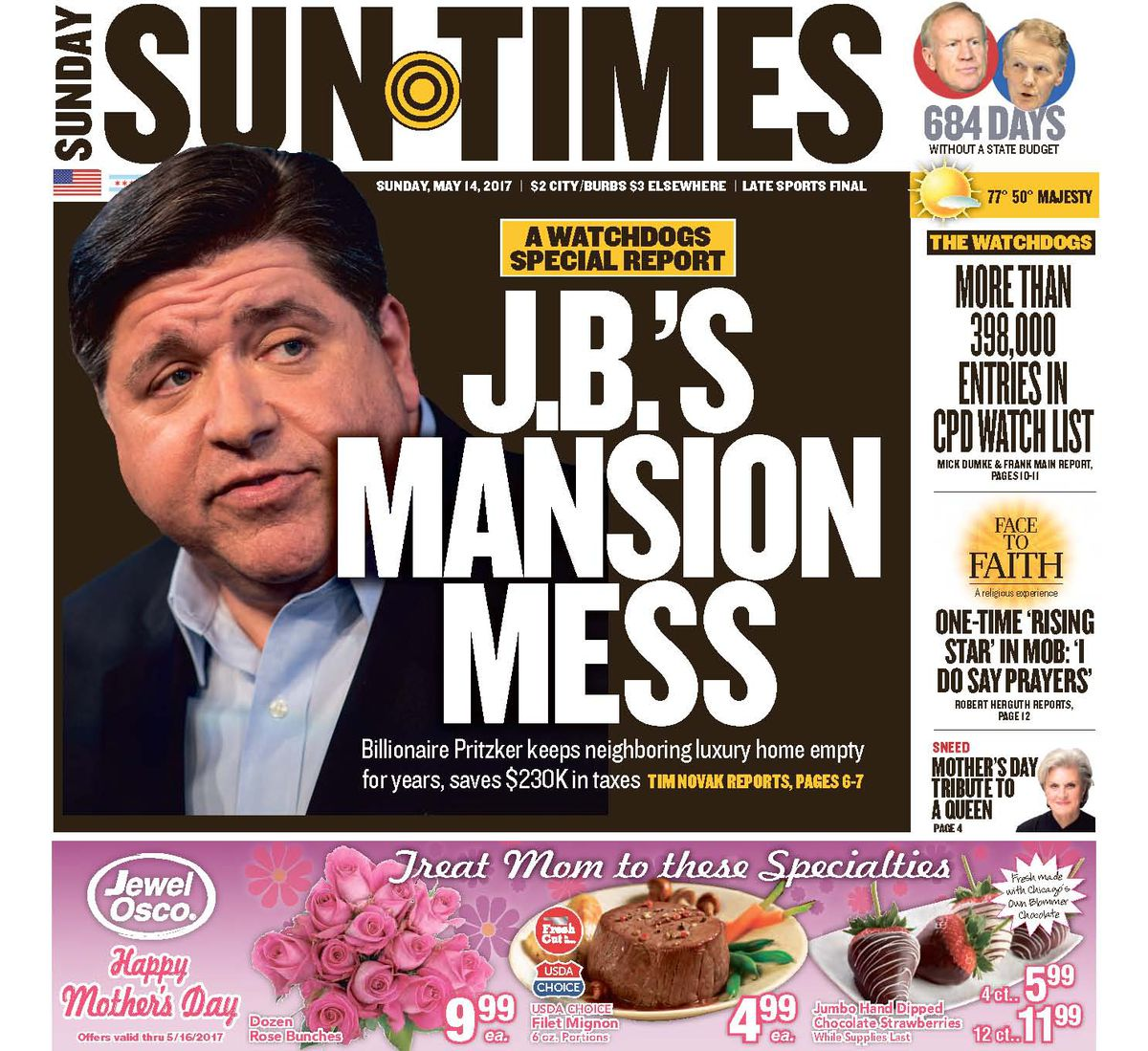 Read the May 14, 2017, Sun-Times report that sparked the investigation.