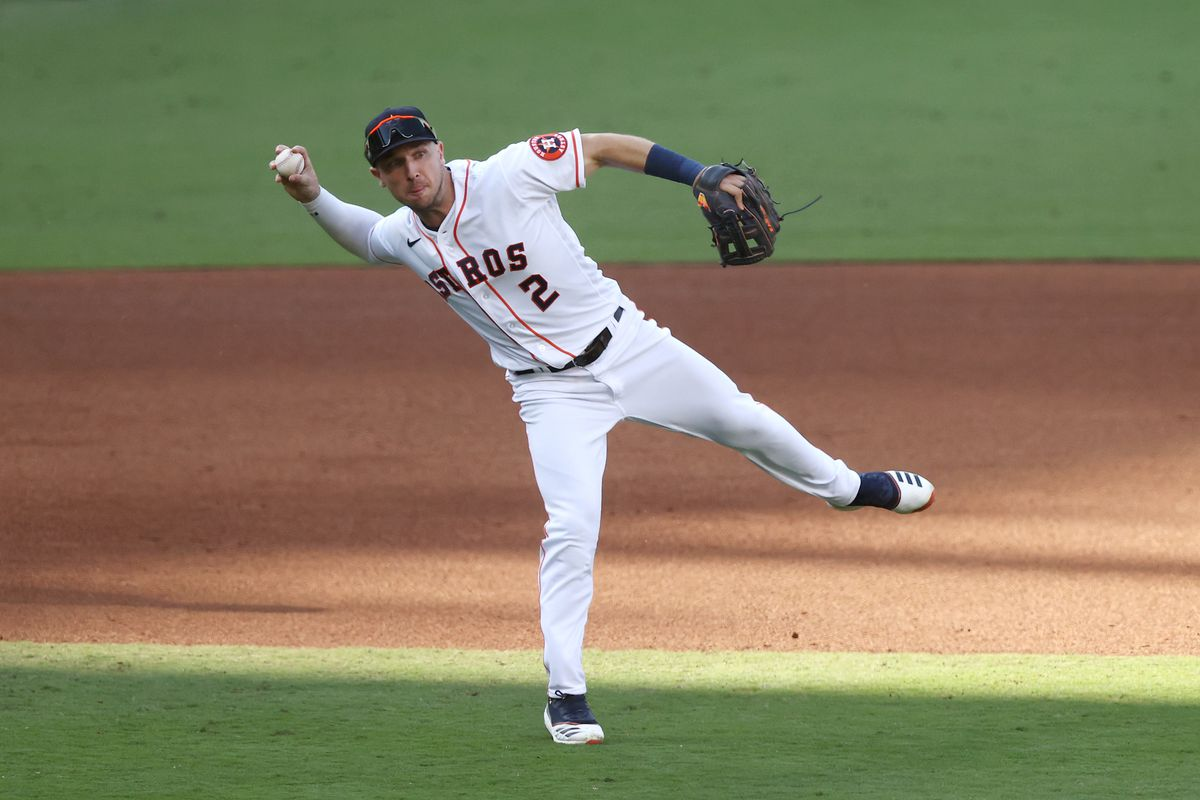 League Championship - Tampa Bay Rays v Houston Astros - Game Five