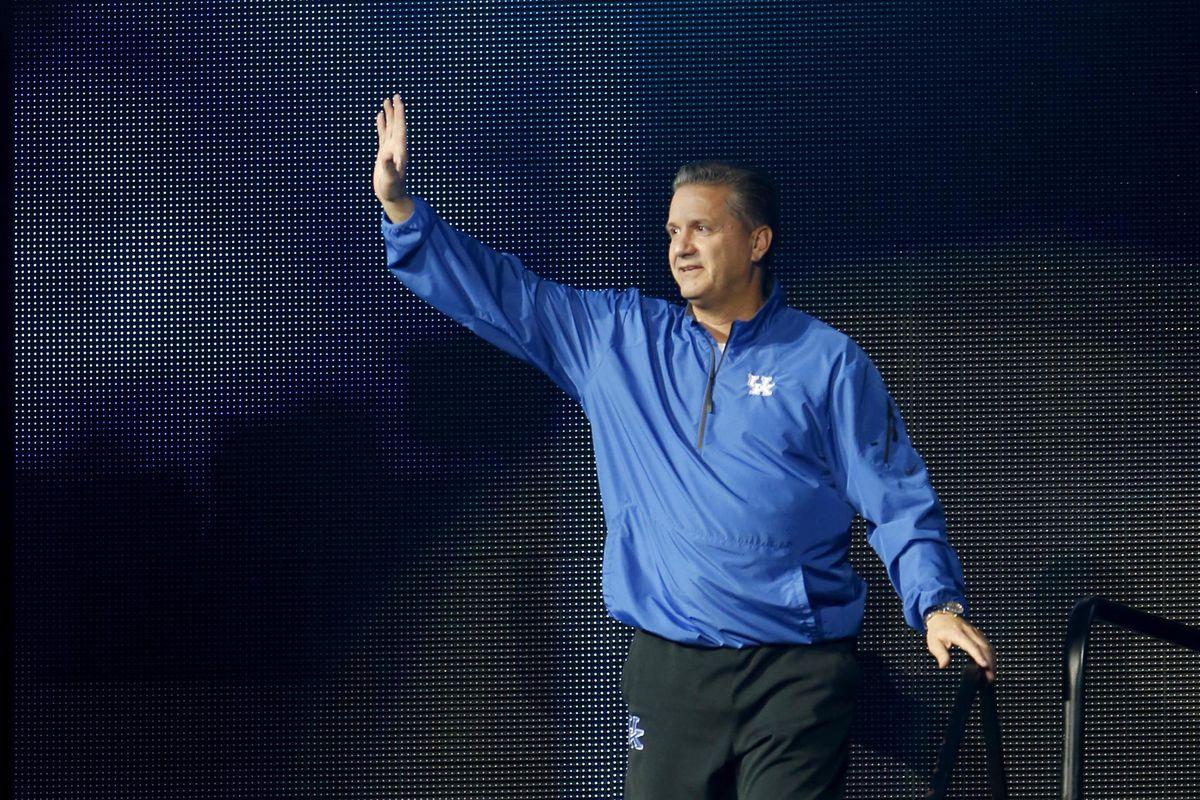 NCAA Basketball: Kentucky Big Blue Madness