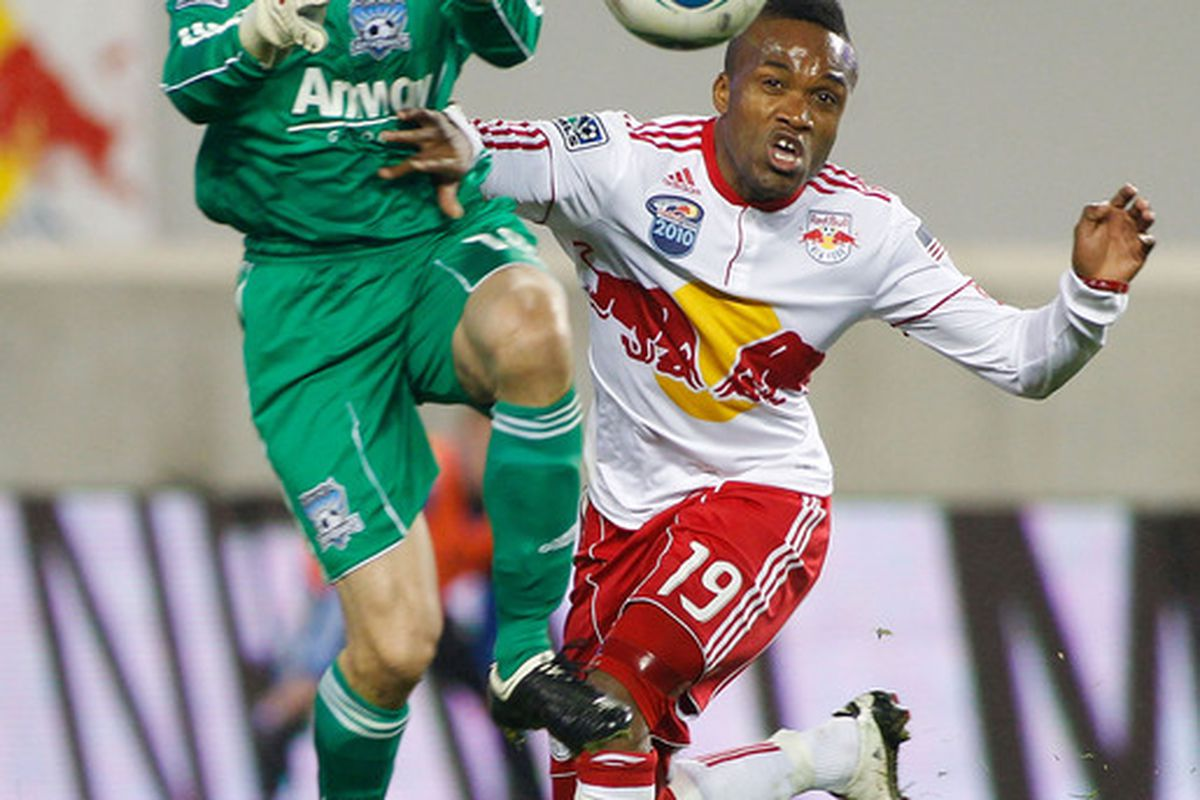Jon Busch is in the running to make a return to Red Bull Arena in July as a member of the 2011 MLS All-Star team.