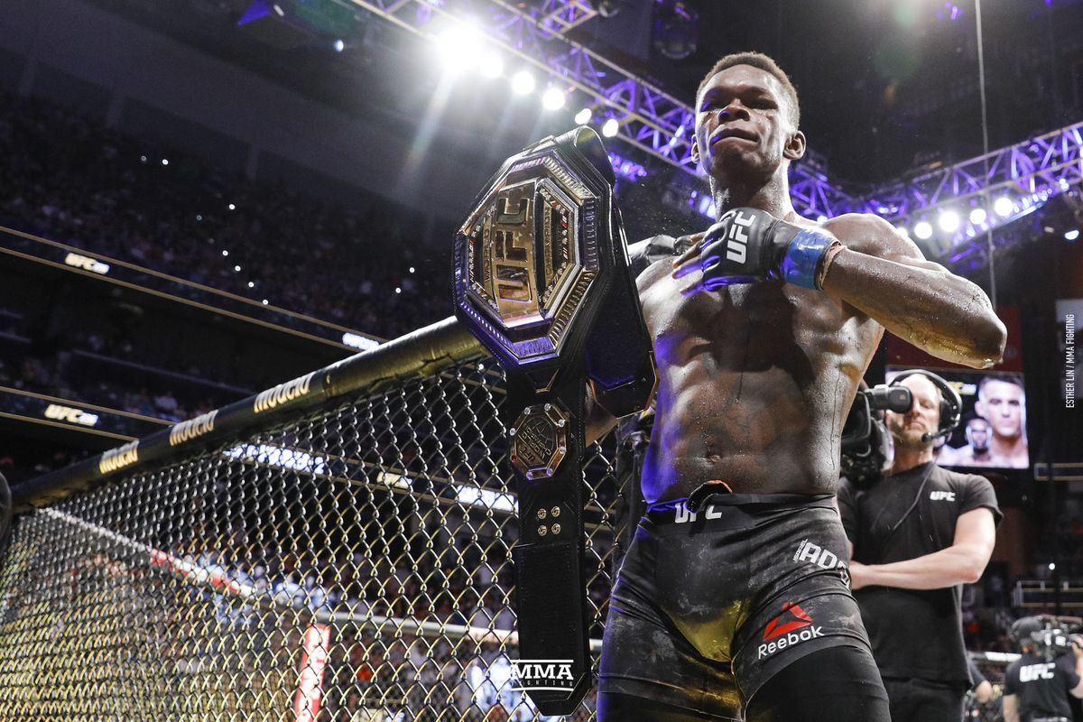 Hot Tweets: Is Adesanya vs. Gastelum the best fight ever and should we have a PED MMA league?