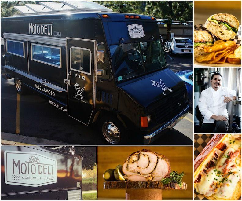 Moto Deli Food Truck