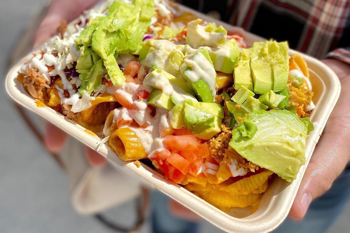North Hollywood S Vegan Lot Redefines Vegan Street Food In The