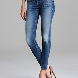"""<b>1. Beach Outfit:</b> Both Valdes and Kohn say for a beach shoot, simple is better. A white tee and jeans are a great option for both bride and groom. <b>7 For All Mankind Jeans, The Skinny in Rue De Lille <a href=""""http://www1.bloomingdales.com/shop/pro"""