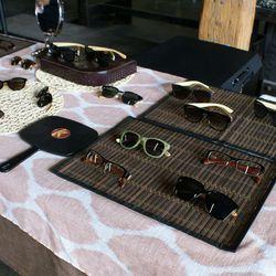 "Sustainable handmade eyewear from Long Beach-based <a href=""http://www.kahoykollection.com/"">Kahoy Kollection</a>."