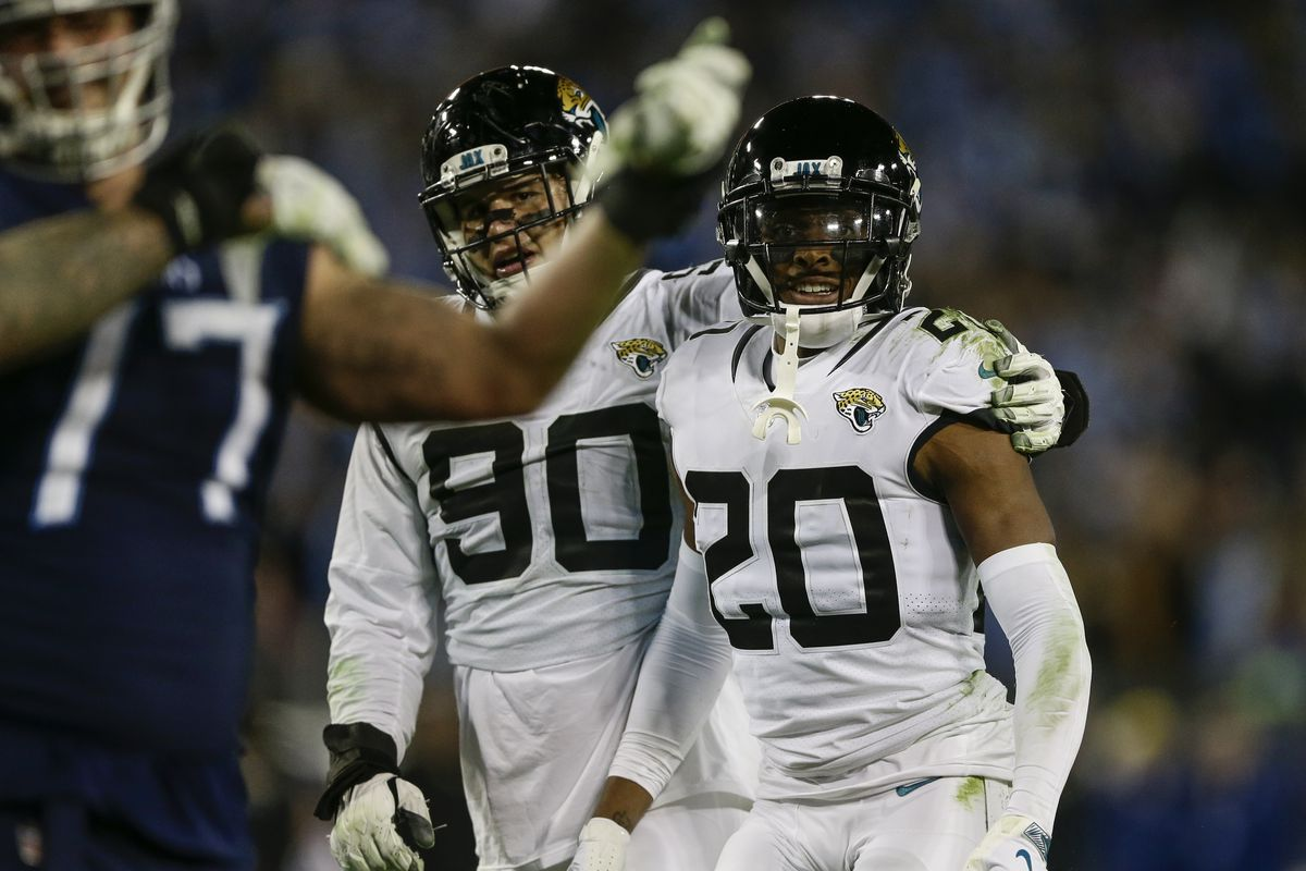 Thursday Night Football thread: The last game Jalen Ramsey plays for the Jaguars?