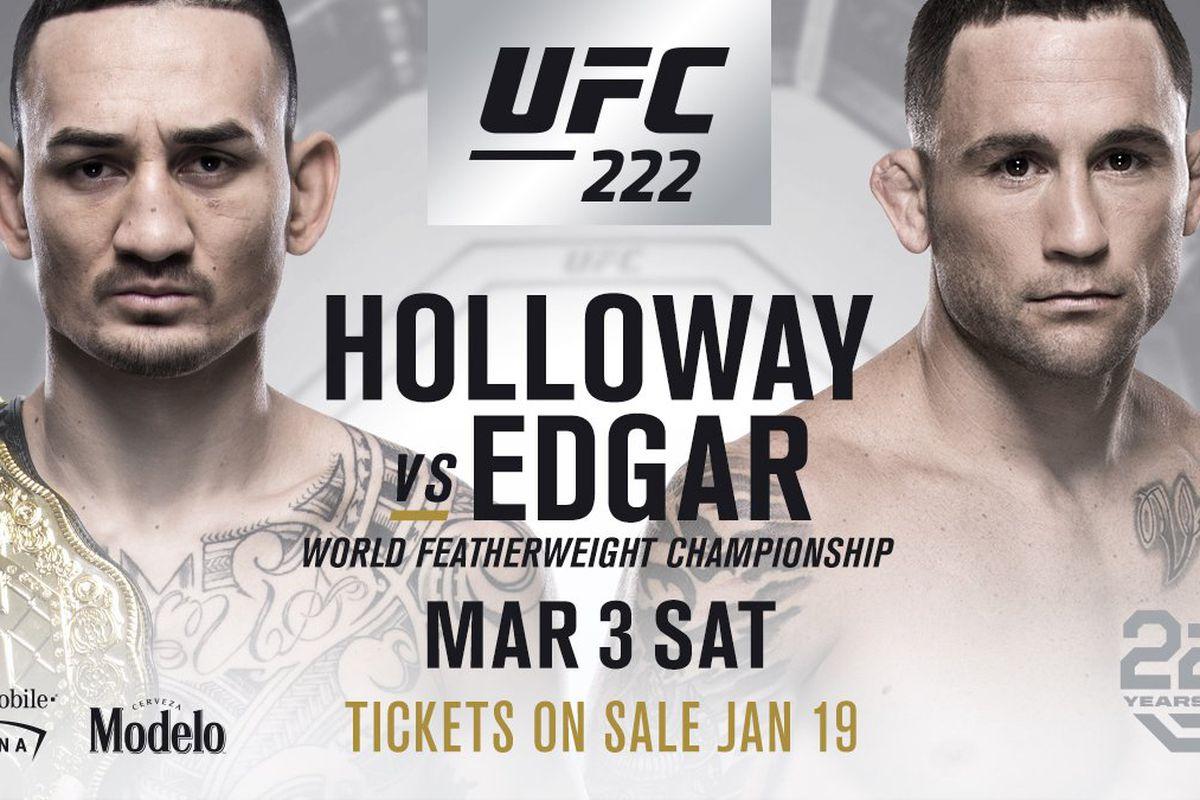 Image result for UFC 222