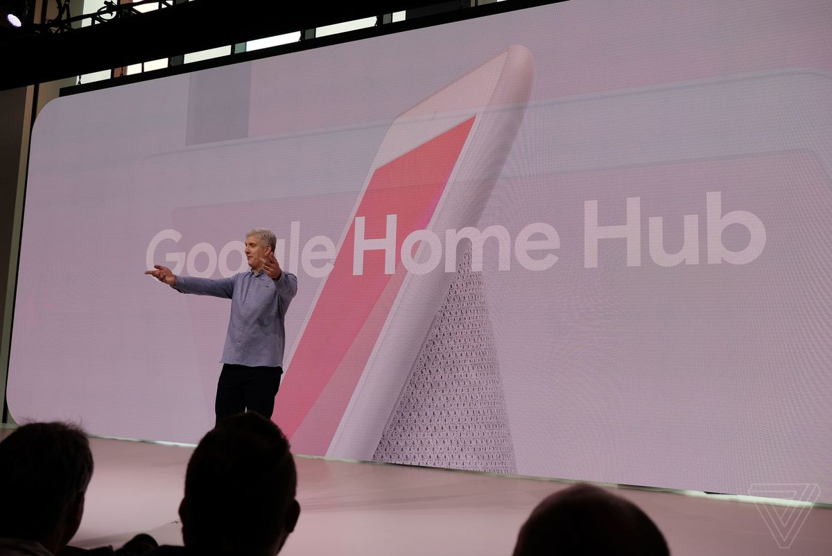 The Google Home Hub will put Assistant up against Amazon's