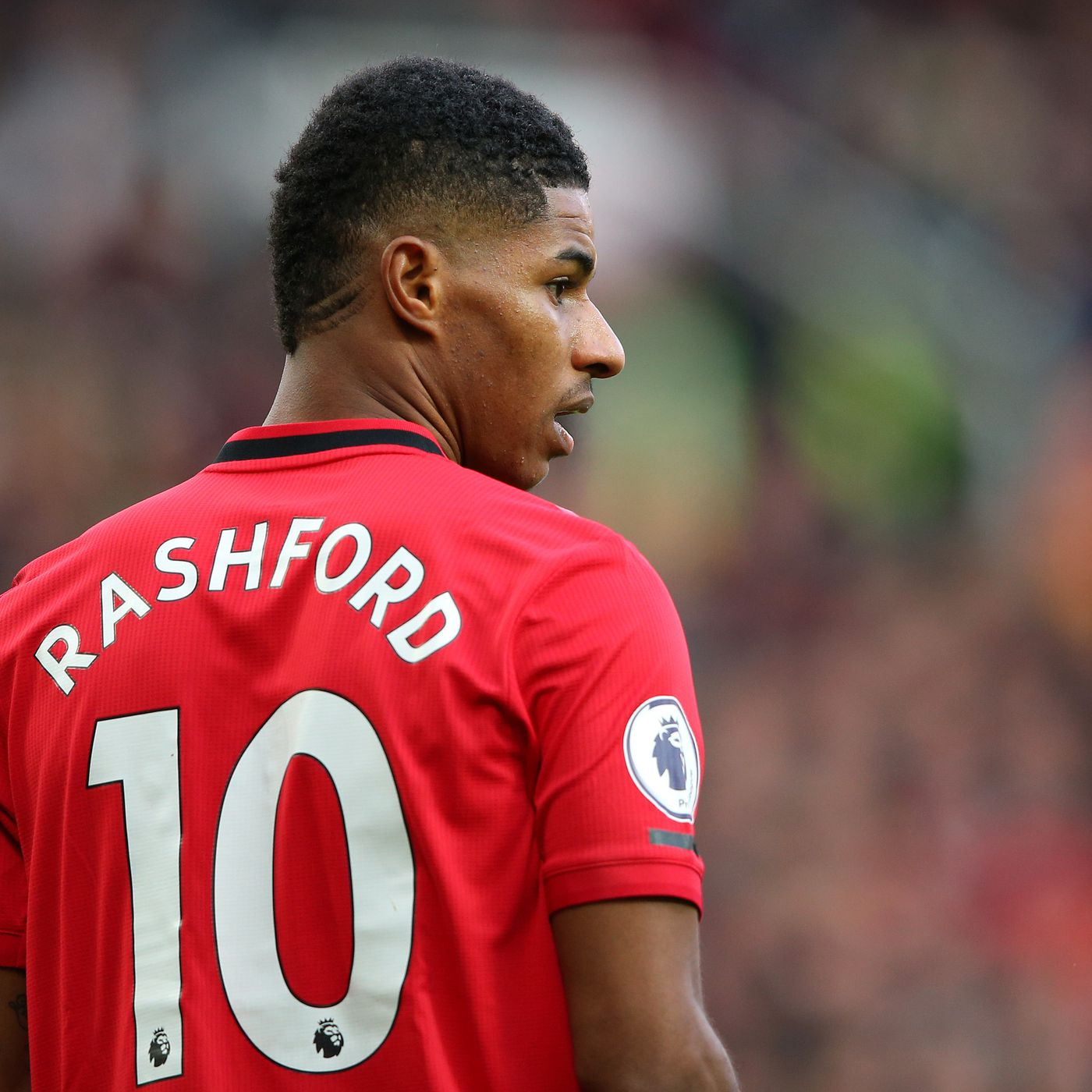 Marcus Rashford Has Been Terrible At Finishing The Busby Babe