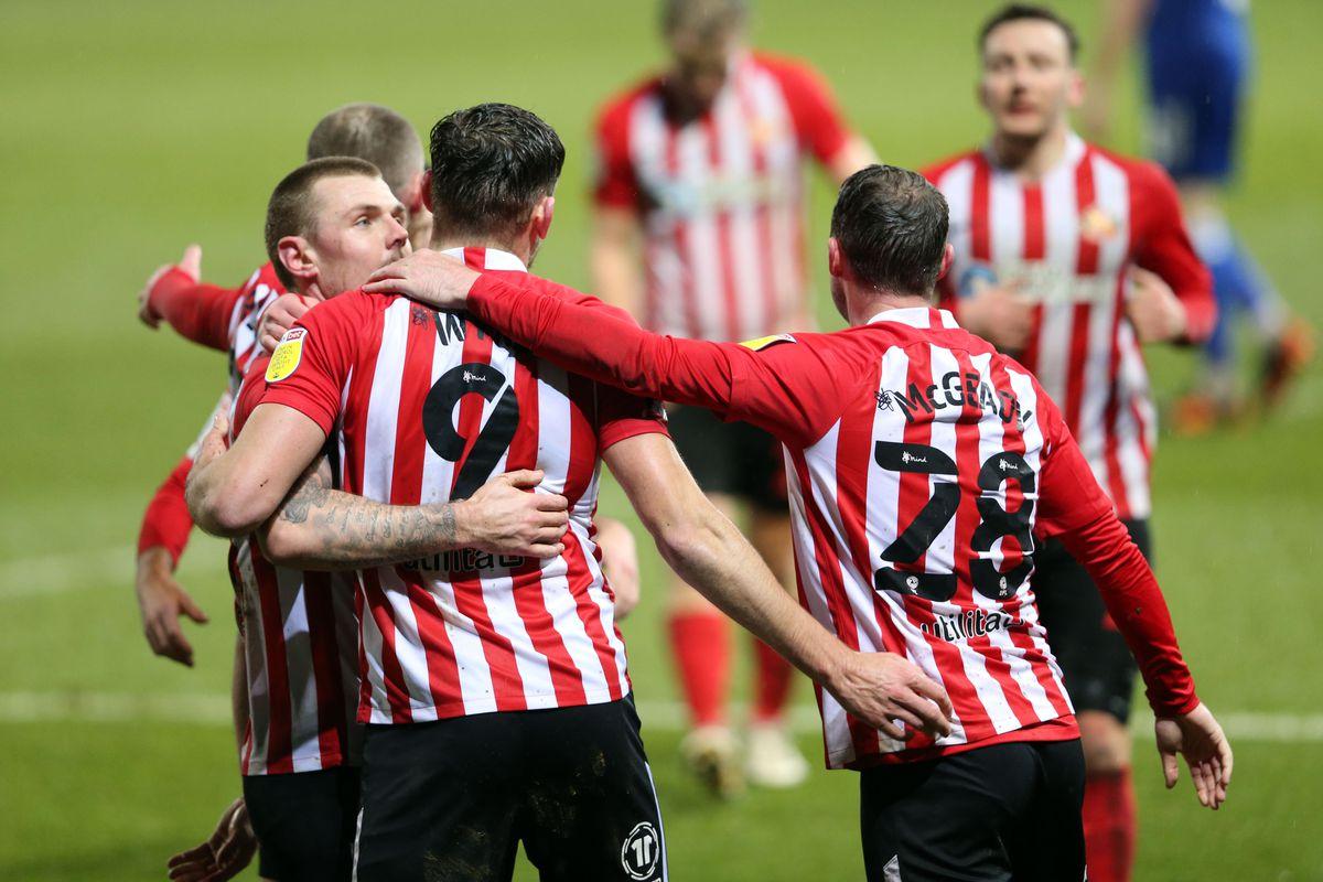 Ipswich Town v Sunderland - Sky Bet League One