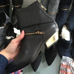 Size 40 boot, $50