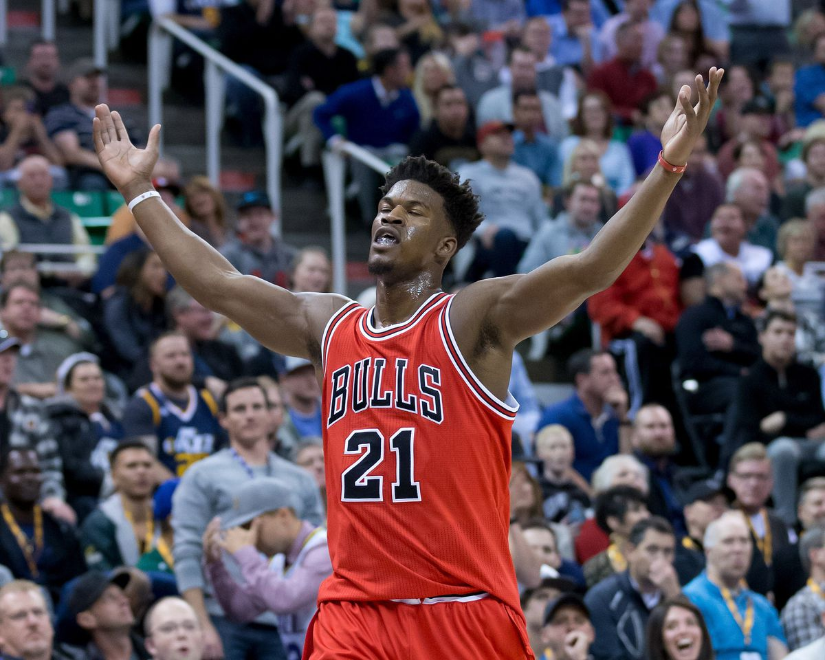 To Jimmy Butler, Who Rescued Bulls Fandom from post-Rose