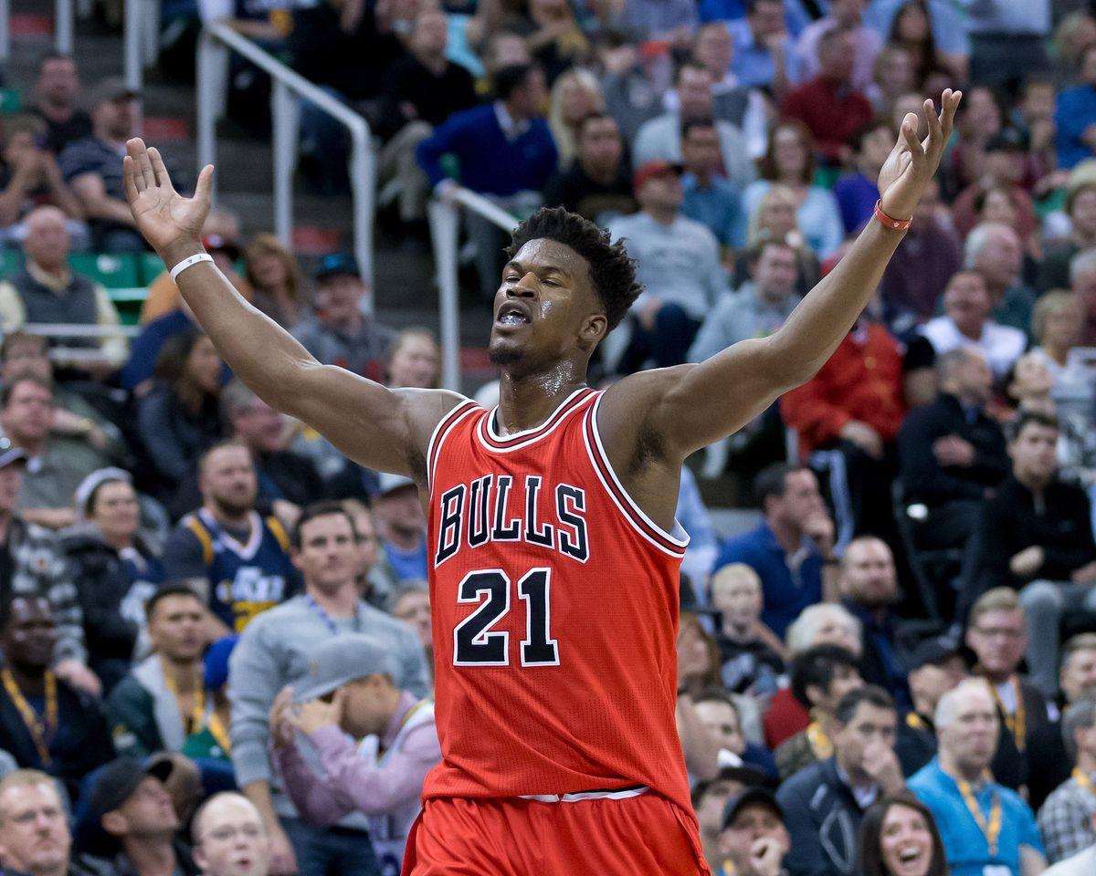 ab6b94be1893 NBA  Chicago Bulls at Utah Jazz
