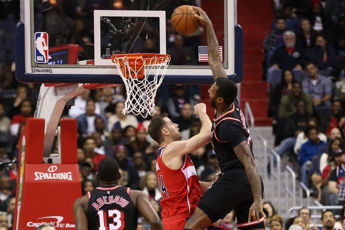 NBA: Miami Heat at Washington Wizards